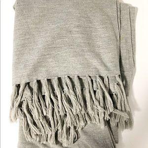 Jackets & Blazers - Grey cape/poncho